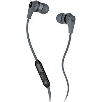 Skullcandy S2IKFY-024 Ink'd 2 Headphone - Gray/Black