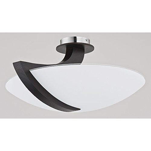 Moderne lampe de plafond 3 x 40 W/E14 calmi 90057 Alfa