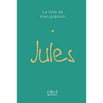 27 Le Livre de mon prénom - Jules