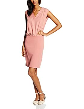 TOM TAILOR Damen Kleid Fabric Mix Dress