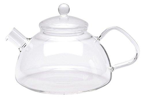 Trendglas Jena Glas Wasserkocher aus Borosilikatglas 1,2 Liter