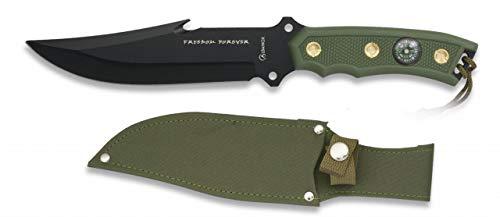 Cuchillo Freedom Hoja 16,3 para Caza, Pesca, Camping, Outdoor, Supervi
