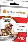 Photos with Mario AR Card - Goomba Version (Includes $10 for Nintendo eShop) by Nintendo