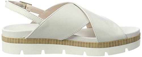 Tosca Blu Mimosa, Chaussures Compensées Femme Weiß (Bianco)