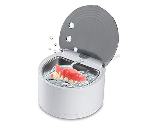 Ultraschallreiniger Brillenreinigungsmaschine Haushalt Kontaktlinse Reinigungsuhr Schmuck ()