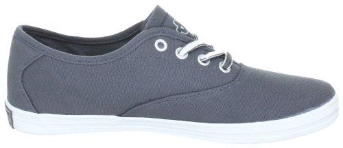 Kappa Holy Unisex-Erwachsene Sneakers Grau (1610 GREY/WHITE)