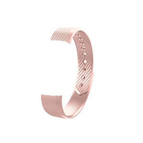 Cewaal Ersatz-Armband Silikon Soft Strap Band Für ID115 Smartband Armband