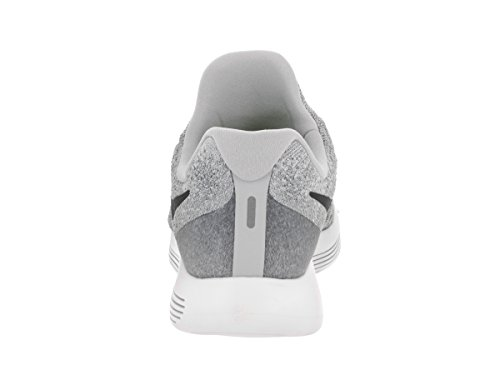 Nikeunarepic Low Flyknit 2 Herren Laufschuh Lupo Grigio / Nero / Grigio Freddo