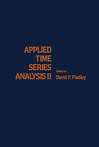 Applied Time Series Analysis II: Proceedings of the Second Applied Time Series Symposium Held in Tulsa, Oklahoma, March 3-5, 1980 (English Edition) -