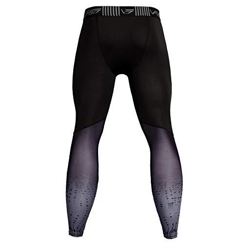 Pantalone Uomo Pantaloncini Jeans/Pantaloni da Allenamento Sportivi Traspiranti ad Asciugatura Rapida Verniciati Attillati a Vita Alta Casual Tinta Unita Moda/Grigio/S-3XL