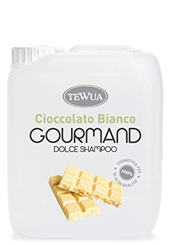 Tewua Shampoo Gourm. Schokolade LT 5 (Schokolade Conditioner)