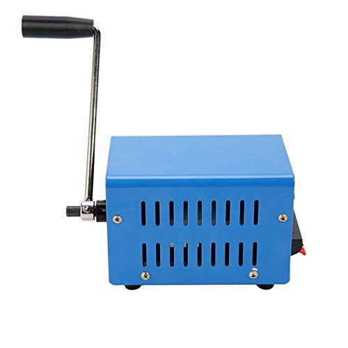 Inverter generatore Portatile la Massima Potenza /è di Circa 20 w RSGK Generatore di manovella Caricabatterie per Telefono di Emergenza Power USB Dinamo DIY per la Sopravvivenza di Emergenza