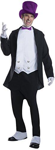 Rubies 56322 - Grand Heritage Batman Pinguin Deluxe Kostüm - - Batman Pinguin Kostüm