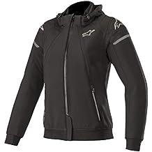 3402f92893c Alpinestars Stella Sektor Tech - Sudadera con capucha para mujer (talla S)