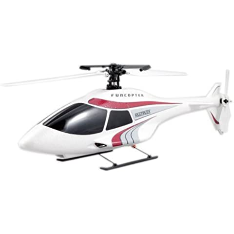 M263001 Funcopter RR ARF w/Motor by Multiplex Modelsport USA