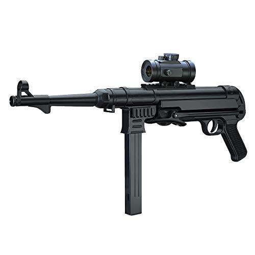 Rayline M40 Airsoft Rifle (presión de Resorte Manual), Material: ABS (Resistente a los Golpes), réplica Escala 1: 1, Longitud: 84,5 cm, Peso: 560 g, (Menos de 0,5 Julios - a Partir de 14 años)