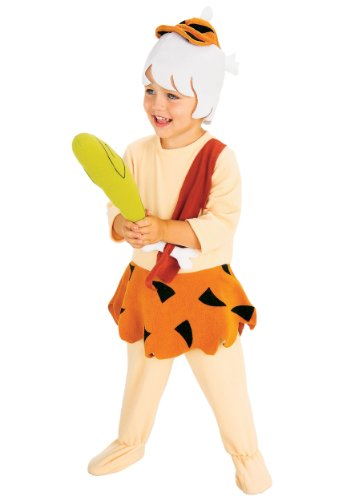 Rubie's BAMM BAMM Toddler Fancy Dress Costume ()