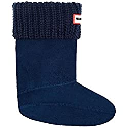 Calcetines Hunter Kids Azul M Azul