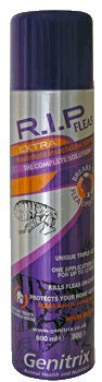 Rip Fleas Extra Spray 600ml