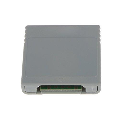 Sharplace Haltbar Speicherkarte Adapter Für Nintendo Wii Konsole,Videospiel Zubehör