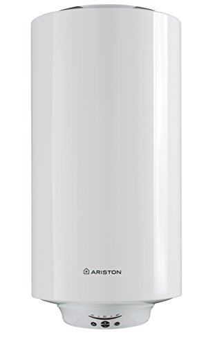 Ariston 3626190 Termo Eléctrico, 1800 W, 220 V, Slim, 50 l
