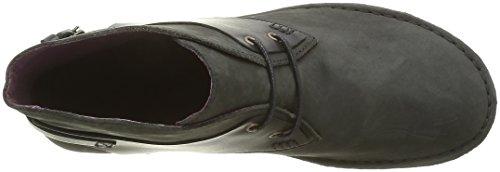 Kickers - Mystimix, Stivali classici alla caviglia Donna Nero
