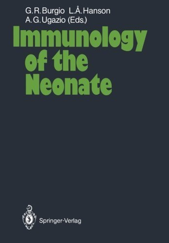 Immunology of the Neonate (1987-01-01) par unknown