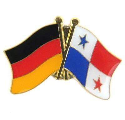 Freundschaftspin Panama Pin Fahne Flagge FLAGGENMAE® (Flagge Pin Panama)