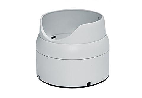 Hikvision Deep Base Stand Off Bracket for Varifocal Eyeball Camera - White