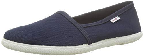 Victoria Camping Lona Soft, Zapatillas Unisex Adulto, Azul (Marino 30), 39 EU