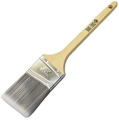 """Babo-Tools Interior Wonder Brush - Profipinsel 2,5"""" mit Kunststoffborsten - Premium universal Pinsel - No Loss Pinsel"""