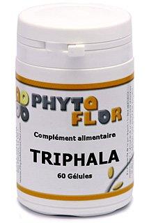 TRIPHALA Phytaflor . - . : 1 boite de 60 gélules
