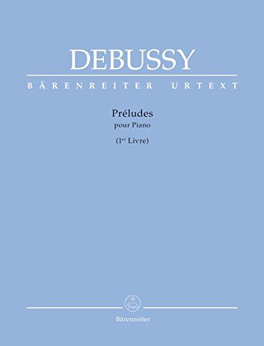 Préludes (1er livre) --- Piano