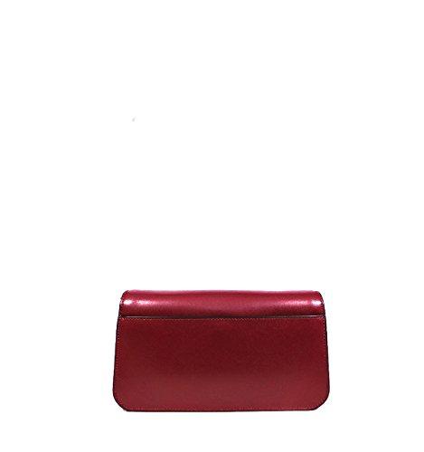 Borse Donna MICHAEL KORS mott in pelle, tracolla removibile, chiusura con girello, tasca posteriore a scatto, tasca interna con zip, interno foderato Gelso