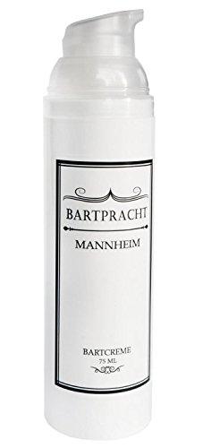 Bartpracht Bartcreme MANNHEIM Dezent frisch,75ml