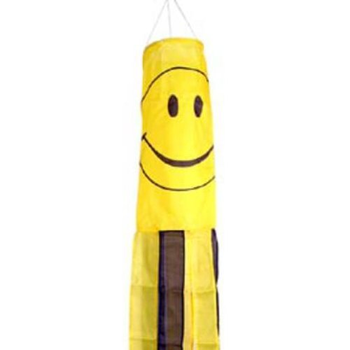Findingking Smiley Face Manche à Air 142,2 cm