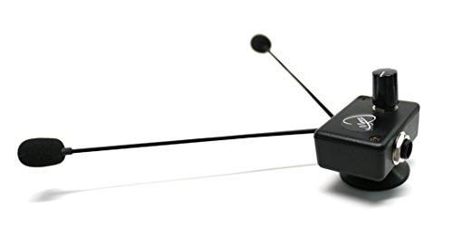 Die grip-plus Akkordeon Tonabnehmer, mit Dual 15,2 cm flexiblem micro-goose Hals von Myers Pickups
