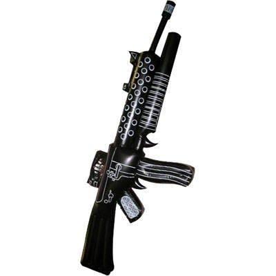 - Aufblasbare Pistole