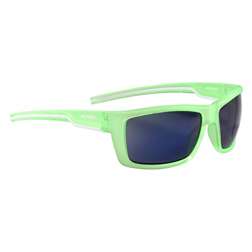 ALPINA Sonnenbrille Sport Style Slay Green matt One Size