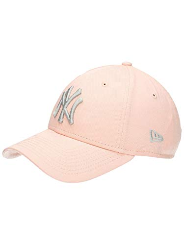 New Era League Essential 9Forty Adjustable Cap NY Yankees Rosa, Size:ONE Size