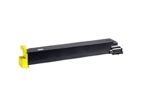 Konica Minolta A070230 / TN611Y Yellow Laser Toner Cartridge, Works for Bizhub C451, Bizhub C550, Bizhub C650 by Konica-Minolta (Konica Minolta Bizhub C650)