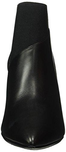 United Nude Damen Zink Mid Kurzschaft Stiefel Schwarz (Black)