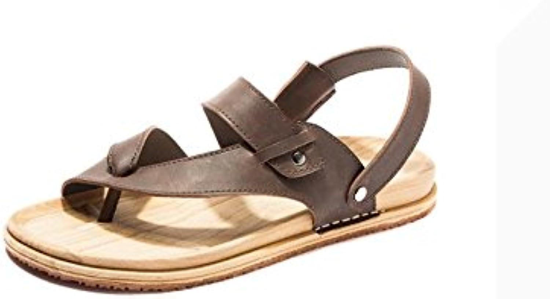 JiZhi Uomo scarpe   estate antisdrucciolevole sandali sandali sandali   ciabatte   infradito   clip piedi traspirante   scarpe... | Forte valore  d56566