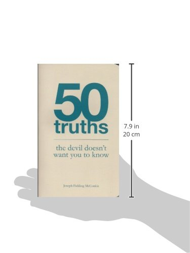 50 Truths the Devil Doesn't Want You to Know