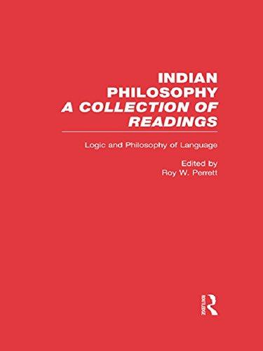 Logic and Language: Indian Philosophy: Logic and Language 2 (Problems of Philosophy)