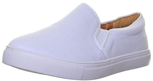 Salt & Pepper GRACE, Sneaker donna, bianco (White XP), 40