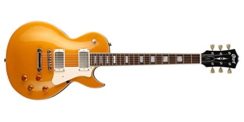 Cort-CR200-GT-6-Strings-Electric-Guitar-Right-Handed-Gold-Top-without-case