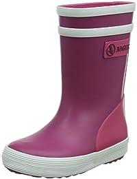 ba0fbdb33 Botas Blancas - Botas   Zapatos para niña  Zapatos y ... - Amazon.es