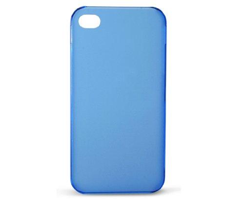 KSIX Ultra Thin Coque pour iPhone 4/4S Rose bleu