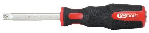 "KS Tools 911.1434 1/4\"" Vierkant-Schraubendreher, 150mm"